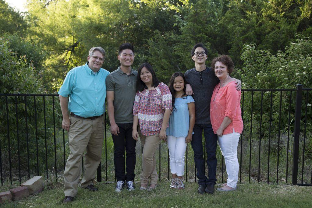 Kim Cusimano Family-min